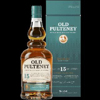 zdjęcie produktu OLD PULTENEY 15Y 46% 0,7L